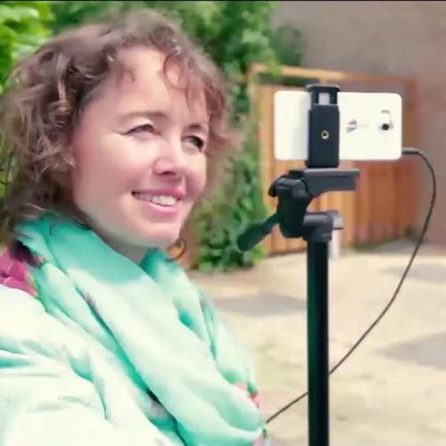 Verslaggeefster Diana de Bruijn: Opti-flor Multi-flora is nog op zoek naar mensen