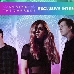 Against The Current Chrissy Costanza CelebMix Interview (September 2018)