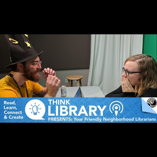 Your Friendly Neighborhood Librarians Episode 2