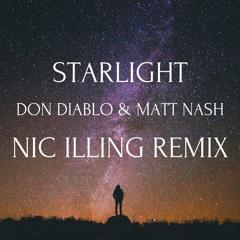 Starlight - Don Diablo & Matt Nash (Nic Illing Remix)