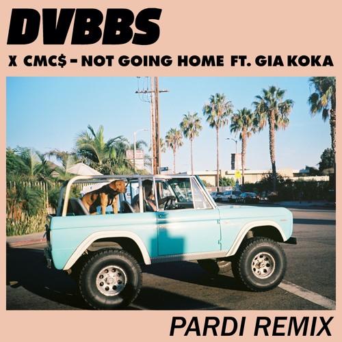 DVBBS & CMC$ - Not Going Home (ft. Gia Koka) [Pardi Remix]