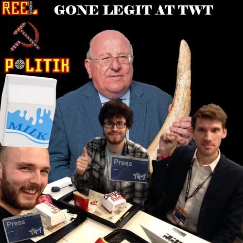 Episode 69 - Gone Legit At TWT (ft. George Eaton, Juliet Jacques & Stephen Smith)