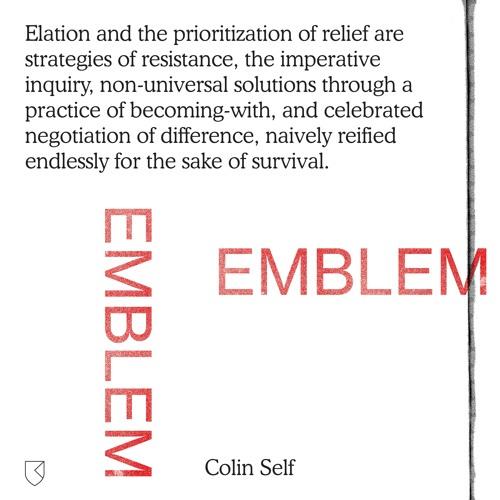 Colin Self - Emblem