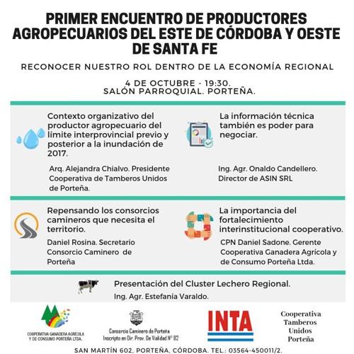 Encuentro de Productores Agropecuarios Córdoba - Santa Fe