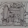 "Organ Improvisation Recital ""David and Goliath"" at the Cathedral of Liepaja, Latvia"
