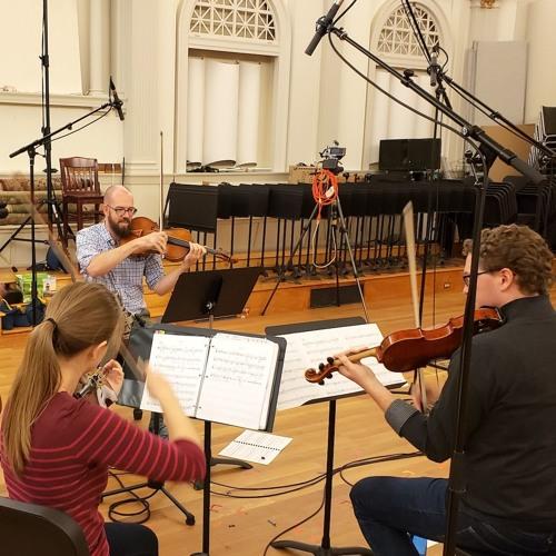 String Quartet No. 8 (2016): I. Risoluto