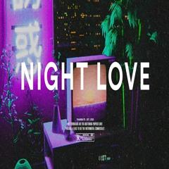 Trapsoul Type Beat -Nights Love- Smooth R&B Rap Instrumental 2018