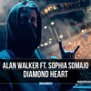 Alan Walker ft. Sophia Somajo - Diamond Heart | Marijan Piano Cover