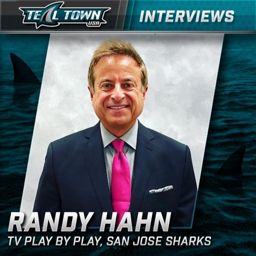 Interview: Randy Hahn - TV Play By Play San Jose Sharks