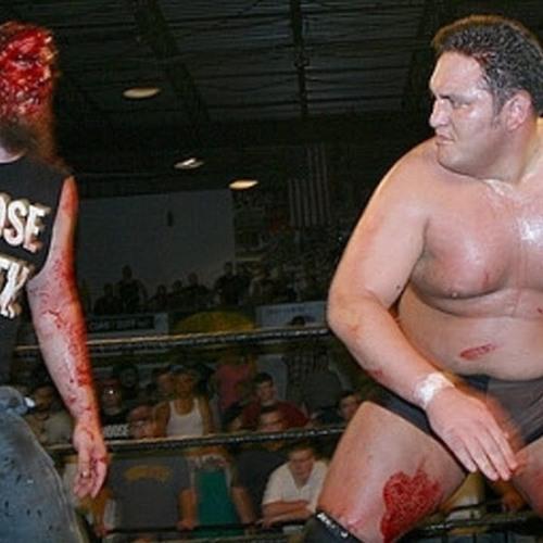 MOTW Episode 23 - Samoa Joe Vs. Necro Butcher