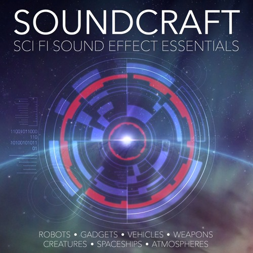 Sci Fi Sound Effect Essentials Demo by SOUNDCRAFT: SFX