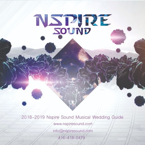 2018-2019 Nspire Sound Musical Wedding Guide