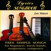 Lyrics Songbook excerpts (Leo Vincer-Voyage M.)