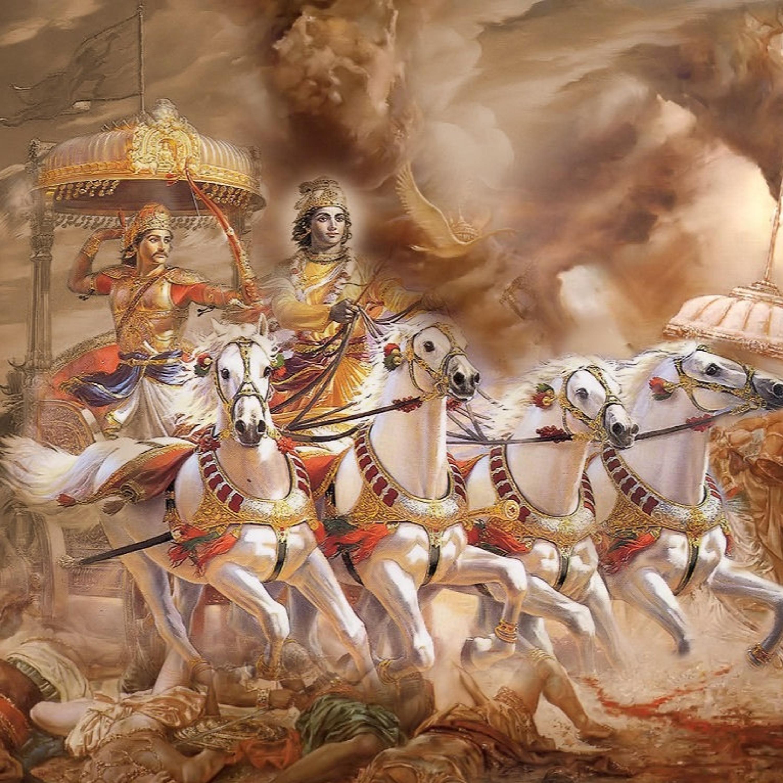 1. Bhagavad Gita | Chapter 1 Summary |...
