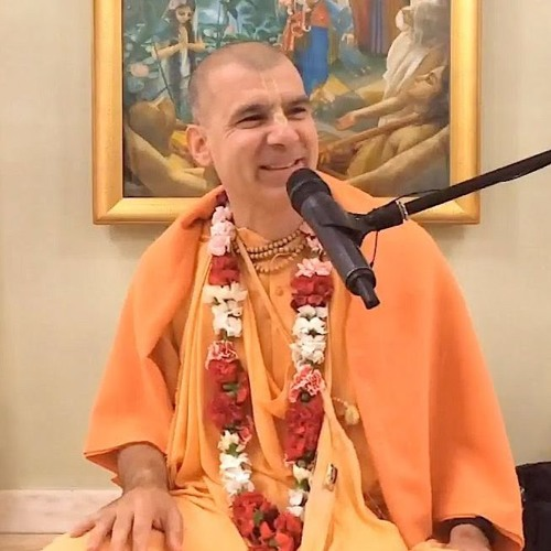 Śrīmad Bhāgavatam class on Mon 24th Sep 2018 by HH Bhakti Rasayana Sagar Swami 4.14.10
