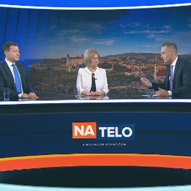 Na Telo s Michalom Kovačičom