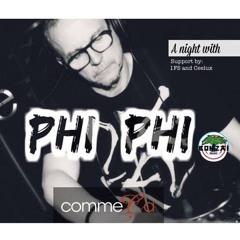 DJ Ceelux Promoset Y2q2b2c - A Night with Phi Phi 13/10 2018