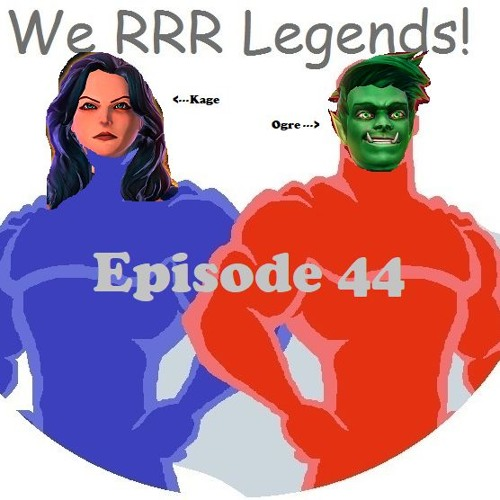 Ep 44: October News with full review of Raven and Nightwing!