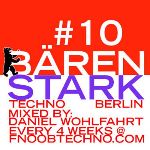 Bärenstark Techno Berlin #10 22.09.2018