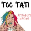 TOO TATI (6ix9ine vs. Whethan)
