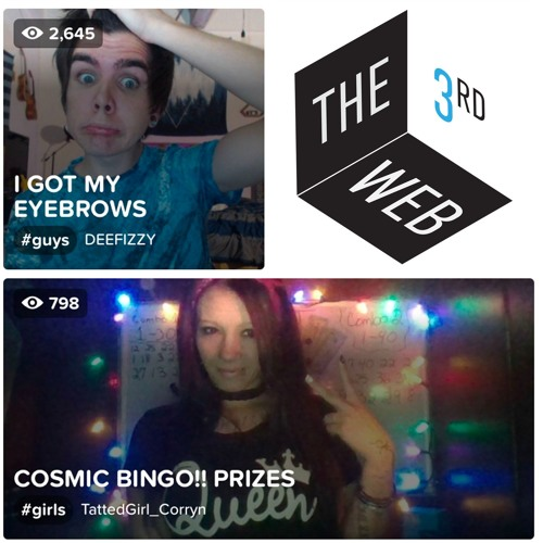 The Third Web #2 - The Props Project by YouNow