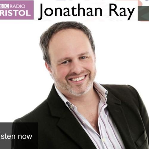 Sophie Sabbage interviewed by Jonathan Ray on BBC Radio Bristol on 29 Sep 2018