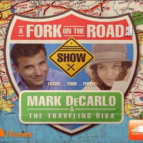 ROAD WARRIOR + FOOD FIGHT! - Ryan Legue Hacks Travel + Mike McCloud of World Food Championships