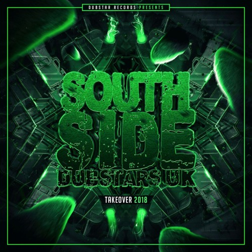 Outsider & L Nix - Destroy The Machine [Southside Dubstars UK] (Clip)
