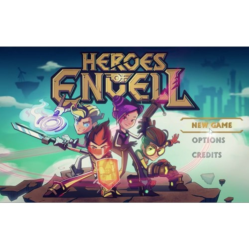 05 The World Of Envell (OST Heroes of Envell S01E01)