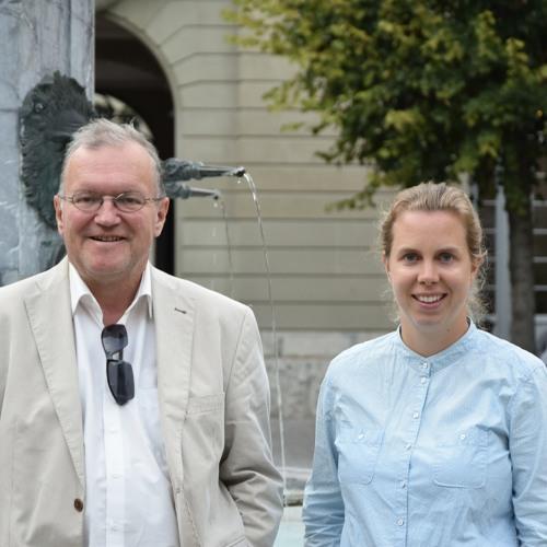 Generationentalk #Weltreise mit Claude Longchamp und Anita Brechbühl