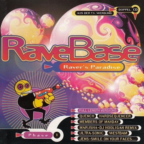 Рейволюція №93 (28.09.2018) аудіо  добірки Rave Base