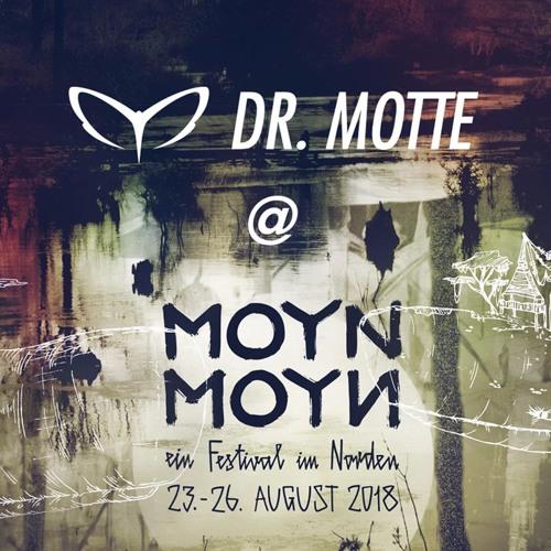 Dr. Motte @ MOYN MOYN Festival 2018