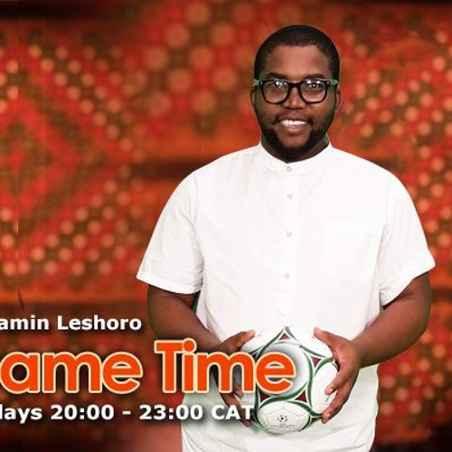 Benjamin Leshoro On Game Time 30:09:2018