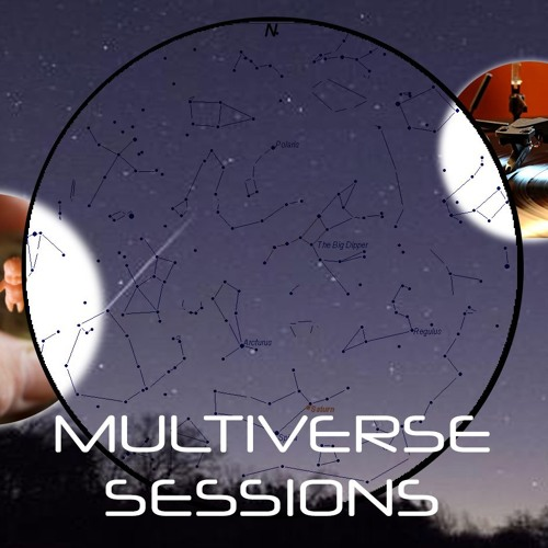 Multiverse Sessions 16 (Sept 2018) with guest Ricky Simpson