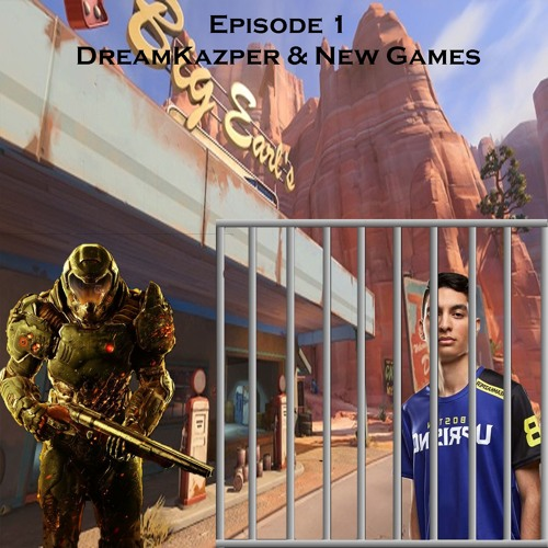 Episode ONE/Dreamkazper and new games
