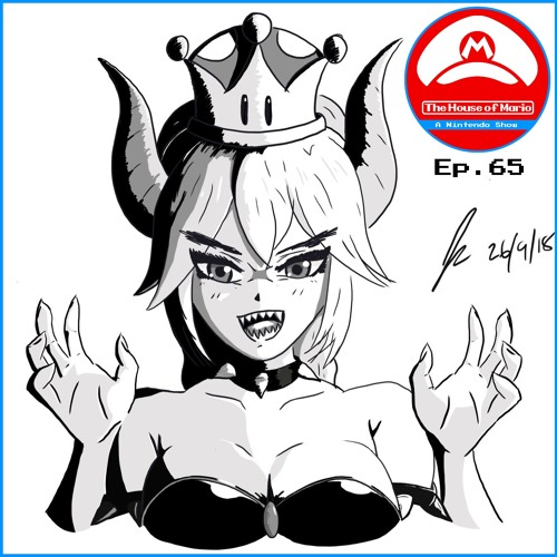 Bowsette is a thing & Mega Man 11 - The House of Mario Ep. 65