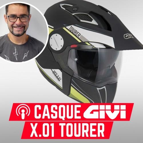 Feedback GiVi X.01 Tourer