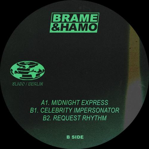 Premiere: Brame & Hamo 'Midnight Express'