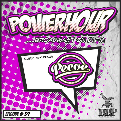 Breakbeat Paradise (BBP) - Pecoe PowerHour Mix and Interview (Free Download)