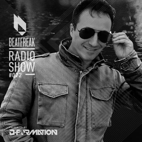 Beatfreak Radio Show By D-Formation #072 Special Unreleased Beatfreak Tracks