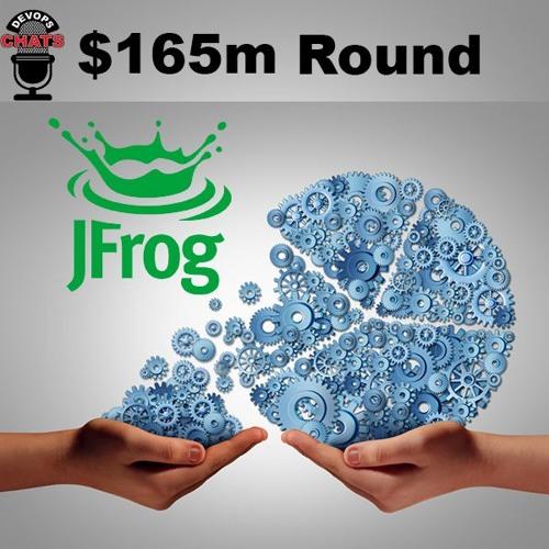 JFrog Raises $165m for DevOps Platform Expansion