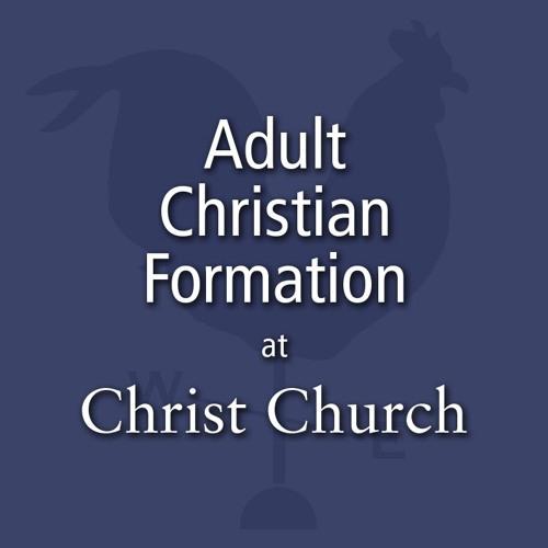 Sept. 30, 2018 - David Jernigan & Christ Church Choristers