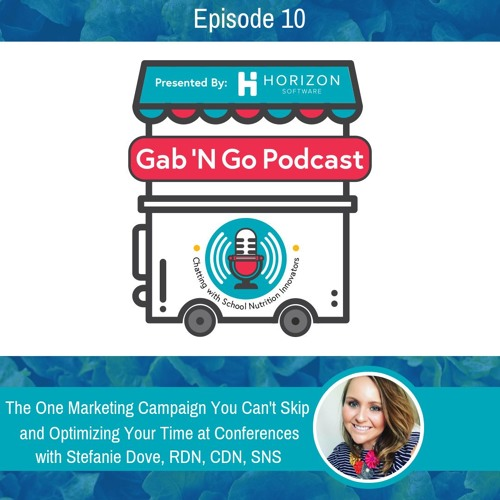 Ep 10 - The One Marketing Campaign You Can't Skip and Optimizing Your Time at SNA Conferences