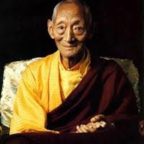 Kalou Rimpotche - Enseignement du Bouddha (1980) - Nice