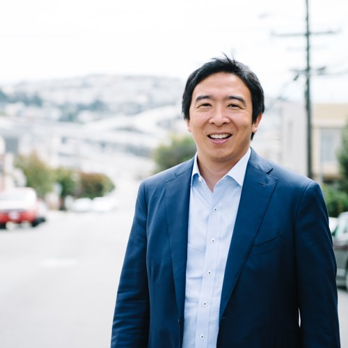 #8 with Andrew Yang, Democratic Presidential Candidate in the US, on the costs of automation