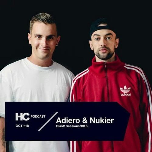 House Cartel Jakarta - October 2018 Podcast Guest Mix: Adiero & Nukier (Blast Sessions/BKK)