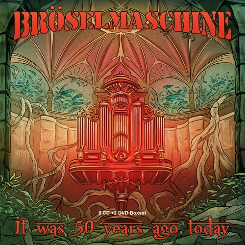 Bröselmaschine - It Was 50 Years Ago Today
