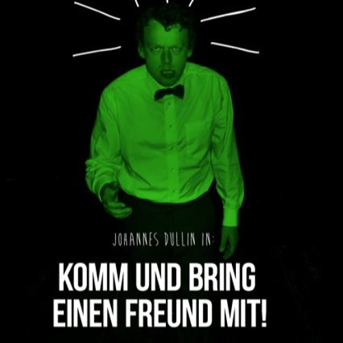 Hohepriester des absurden Humors: Johannes Dullin