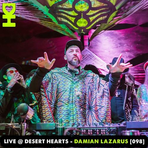 Live @ Desert Hearts - Damian Lazarus - 098