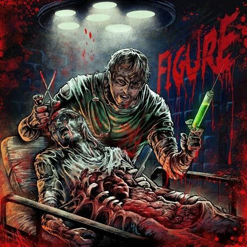 Figure - The Asylum (Monsters 9 LP)